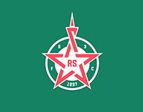 Red Star FC - Rebranding