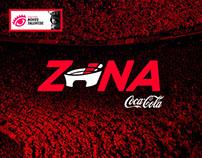 Zona Coca - Cola /  Ojo de Iberoamérica