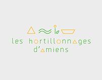 Les Hortillonnages d'Amiens - identité visuelle