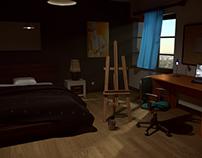 Tale of an empty room