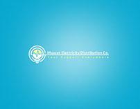 Muscat Electricity Distribution Company Logo