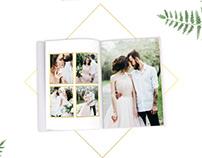 Wedding Photo Book/ Fotoksiążka ślubna