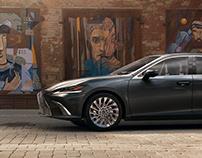 Lexus ES / CGI