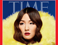 Constance Wu for TIME