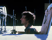 """Special effects in """"Empire strikes back"""""""