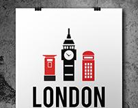 London - icons