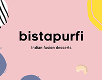 Bistapurfi (Indian Fusion Desserts)