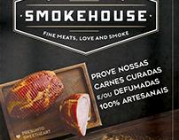 Identidade Visual - Smokehouse Charcutaria