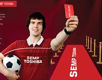 Fanáticos Semp Toshiba