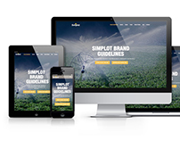 Simplot Brand Guidelines Website