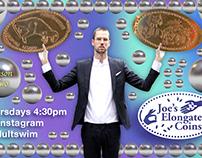 Joe's Elongated Coins