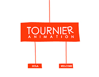 Tournier Animation - Website - Front-end Develop