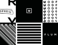 MODFREK - Visual Identity & branding