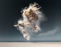 Gravity - Sand Creatures