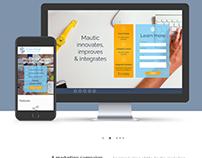 Virya Group, Landing page