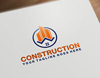 Construction | Logo template