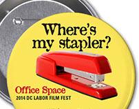 DC Labor Film Festival-Office Space promo
