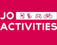 Jo Activities Logo