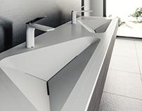 MONOLIT sinks