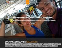 ASFIT Web (Fitness y salud)