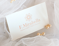 F. Mirabella - Wedding Planner | Branding