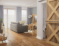 Przytulne mieszkanie - Lutynia // Cosy apartment