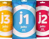 Jeito Condoms - Rebranding