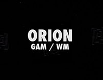 Orion (video mapping)