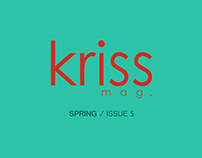 Kriss Magazine        Issue 5