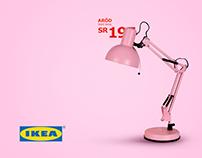 IKEA ( Breast cancer awareness )
