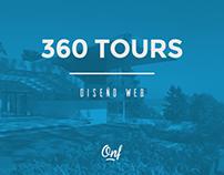 360 Tours / Diseño Web