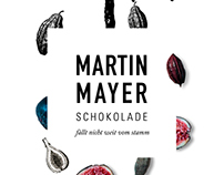 Visual Identity | Martin Mayer (Chocolate)