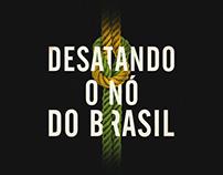 Desatando o nó do Brasil • Capa