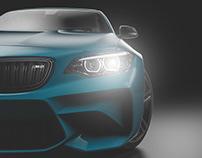 BMW M2 3D