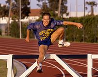 UCSB | Sportswear Photography