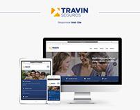 Diseño Web Travin Seguros
