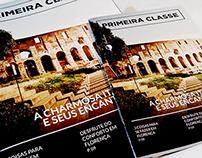 EDITORIAL: Revista Primeira Classe