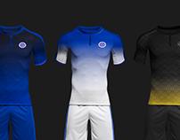 New Radiant Sports Club - Jersey Kit Designs