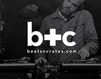 Beats+Crates