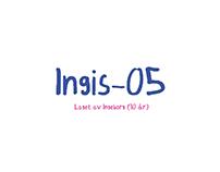Typeface: Ingis-05