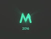 Motion Showreel 2016