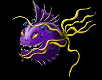 Ombifaga -Character design