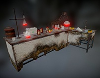 Chemical lab (Fallout 4)