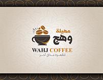 Wahj Coffee Identity