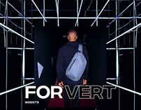 FORVERT e-store redesign