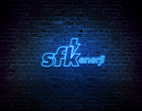 SFK Enerji Logo