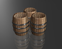 barrel modeling