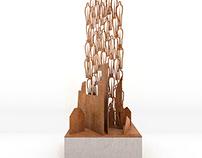 Blair Cunningham Sculpture