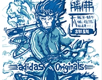 AdidasOriginals斗战胜佛