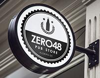 Zero48 Pub Store